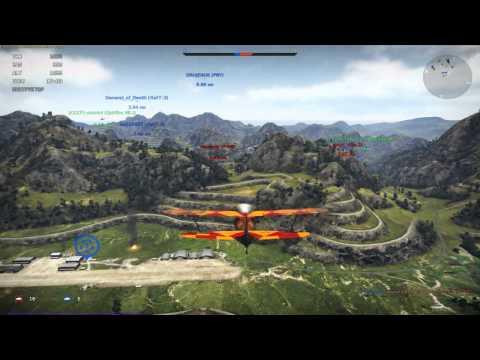 Пятничные полковые полетушки War Thunder [CCCP]