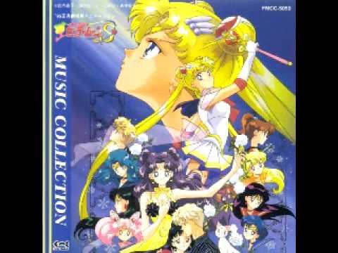 Sailormoon - Sailor Team No Theme