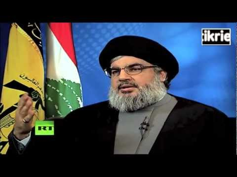 Julian Assange's The World Tomorrow: Hassan Nasrallah RT 18.4. - Teil1