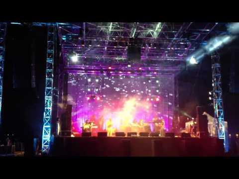 Michael Hampton - Maggot Brain - Concert George Clinton jazz festival Enghien