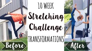 Follow Along Friday Flexibility Transformations!