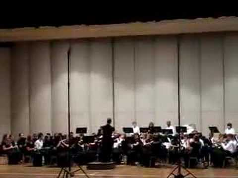 Luella Middle School Symphonic Band 2008