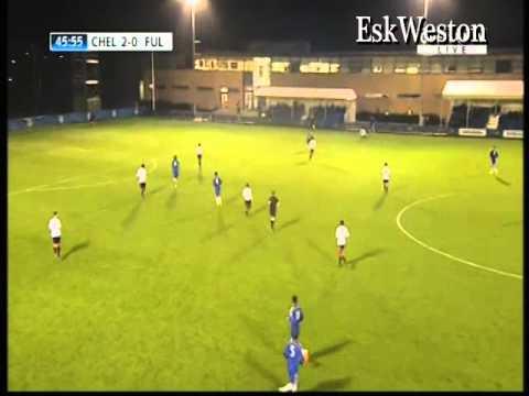 Chelsea U18's v Fulham U18's (H) 14/15