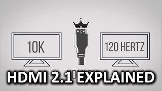 HDMI 2.1 as Fast As Possible