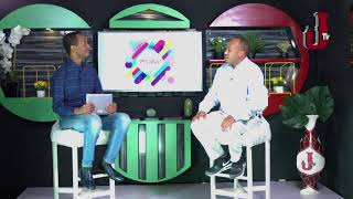 "Jossy ""Min Addis?"" interview with Megabe Haddis Rodas Tadese"