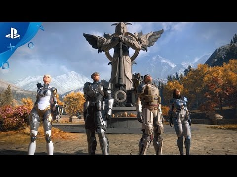 Skyforge - Early Access Trailer | PS4