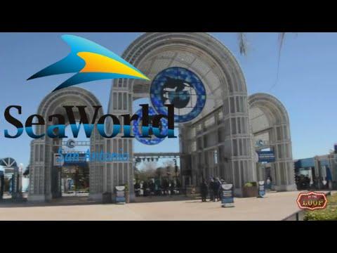 SeaWorld San Antonio Opening Day 2016