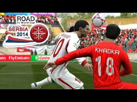 FIFA 13 - RTWC Serbia 2014 - Nepal vs. Iran