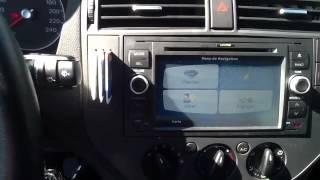 Remplacement de l'autoradio d'origine d'une Ford Focus C-MAX par un HYPE HSB6005GPS