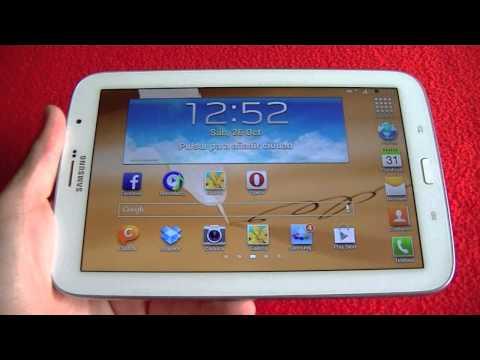 Samsung Galaxy Note 8 análisis: Vistazo General y Sistema Operativo