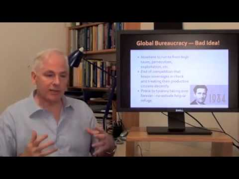 Dr David Evans Blasts Global Warming Alarmism 2