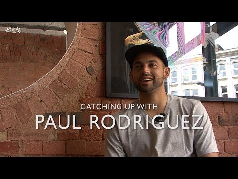 Paul Rodriguez: The Route One Interview Pt.1