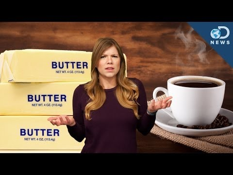 Why Are People Drinking Buttered Coffee?
