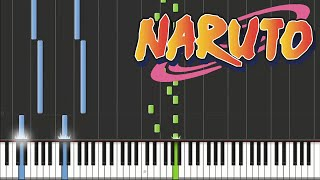 Naruto - Orochimaru Theme | Piano Tutorial