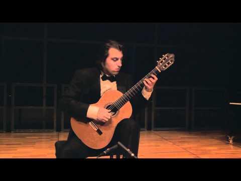 Luigi Legnani - Caprice No 7 Op 20