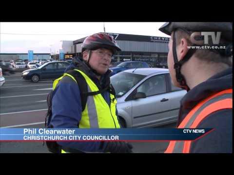 Christchurch Transport - Cycling