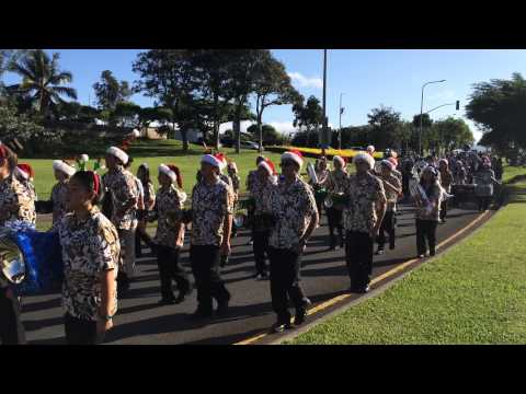 Mililani High School Marching Band