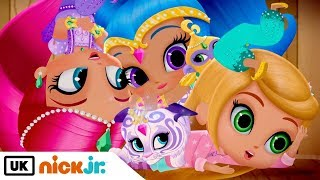 Shimmer and Shine | Genie Treehouse | Nick Jr. UK