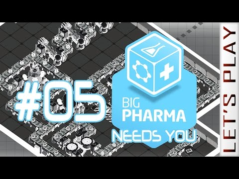 Big Pharma Needs You #05 [Insomnia] - Let's Play