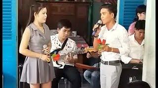 Anh trai Bình Dương ca vọng cổ hơi dài nghe rất phê   Quốc Đạt - Thùy Trang   Trần Giã Cẩm Giang