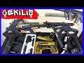 Oyuncak Silahlar [ÇEKİLİŞ] Boncuk Atan Tabancalar Efsane Tüfekler - Sam