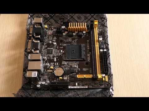 RECENSIONE ASUS AM1I-A & AMD Athlon 5350 - 1^ Parte