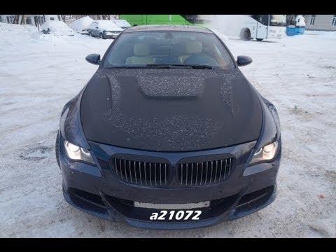 BMW M6 Тест-драйв. Anton Avtoman