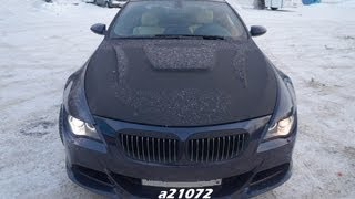 BMW M6 Тест-драйв.Anton Avtoman.