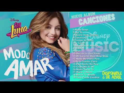 Soy Luna 3 -  Альбом Modo Amar