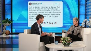 Beto O'Rourke Addresses the President's Tweets