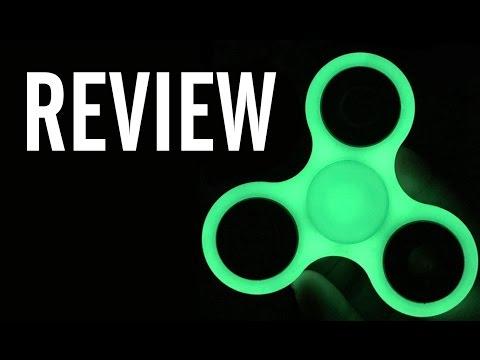 Glow in the Dark Fidget Spinner Review
