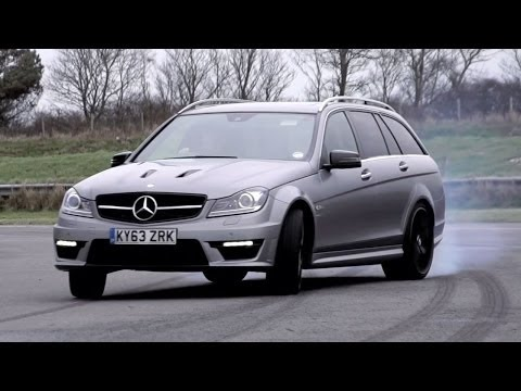 Saying Goodbye to the C63 AMG 6.2 V8. - /CHRIS HARRIS ON CARS