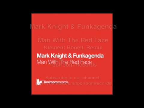 Official - Mark Knight & Funkagenda - Man With The Red Face - Klement Bonelli Remix Video