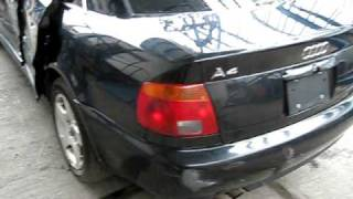 Parting out 1998 Audi A4 100272