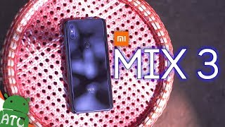 Xiaomi Mi Mix 3 - Dream of a Notch Hater?