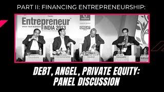 Part II   Financing entrepreneurship