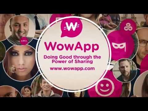 Wowapp l 39 app che ti paga per chattare diventa ricco online for App che ti paga per camminare