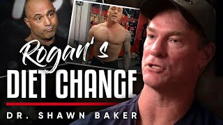 THE NEGATIVE SIDE OF THE MEAT DIET: How Joe Rogan Coped With The Carnivore Diet | Shawn Baker