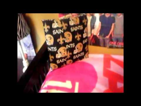 One Direction Room Tour! (Dad