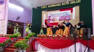 Bollywood Dance by SMK Narinang Dancer Team
