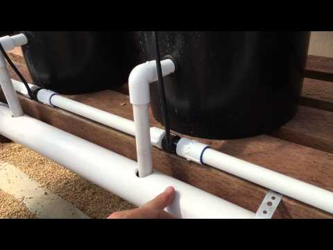 Pvc Feed Lines For Hydroponics, Nft, Dutch Bucket Systems