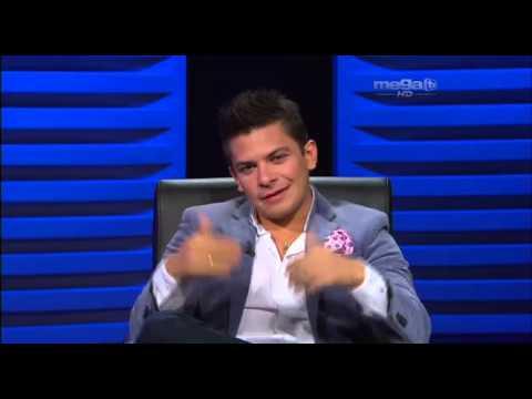 Una pol émica y desafiante entrevisa del cantante venezolano Oscarcito, y Jaime Bayly