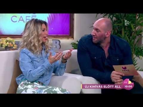 Nagy Adri élő adásban árult el egy titkot terhességéről - tv2.hu/fem3cafe