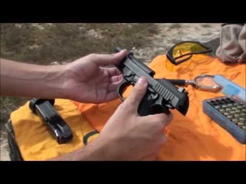 Pistola Taurus PT-59s .380 ACP
