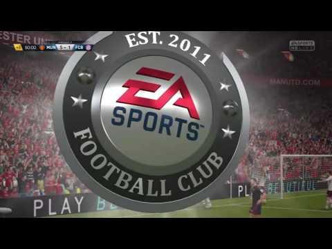 FIFA 16 Online Friendly - Manchester United 5 - 1 FC Bayern