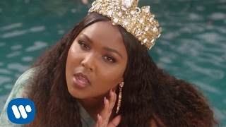 Lizzo Scuse Me Official Music Audio