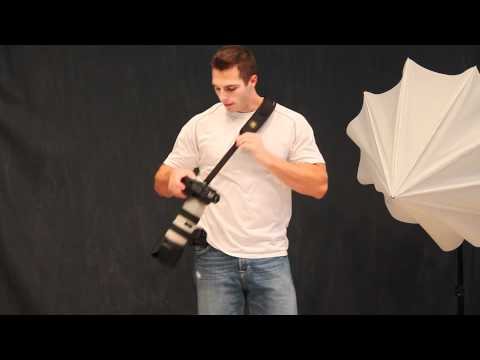 Black Rapid RS-7 Camera Review with Canon 5D Mark II 70-200mm