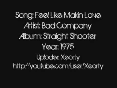 Bad Company - Feel Like Makin Love