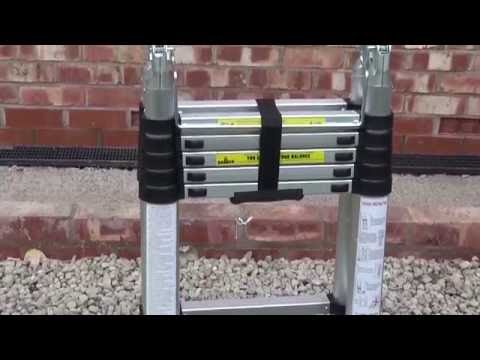 Finether DIY 3 8M Portable Extendable Ladder Review
