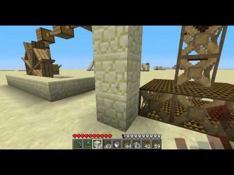 Minecraft: Tutorial - Better Than Wolves - Double Switch Elevator